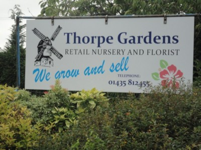 Thorpe Gardens Nursery and Florist