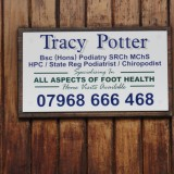 Tracy Potter Bsc hons Srch Mchs
