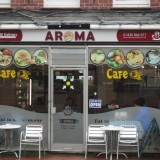 AROMA PIZZA AND CAFE