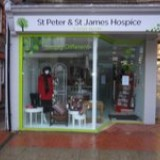 St Peter and St James Hospice Shop