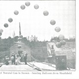 Discovery of Natural Gas in Heathfield, East Sussex 1902.